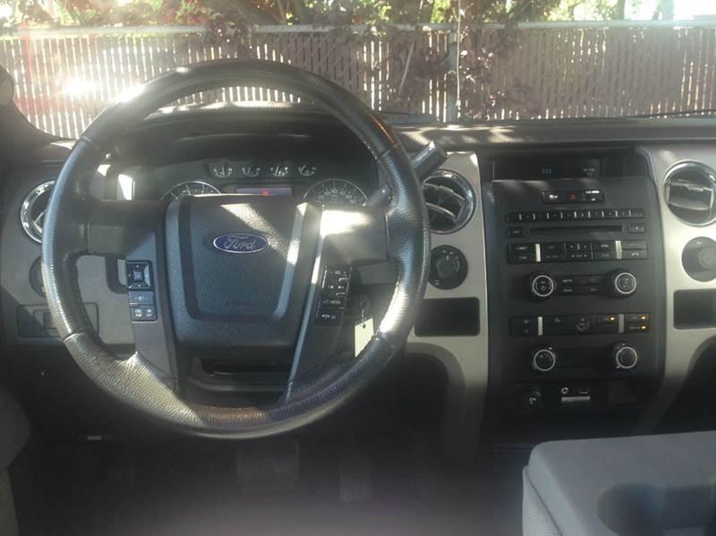 2012 Ford F-150 4x4 XLT 4dr SuperCrew Styleside 5.5 ft. SB - Sandy UT