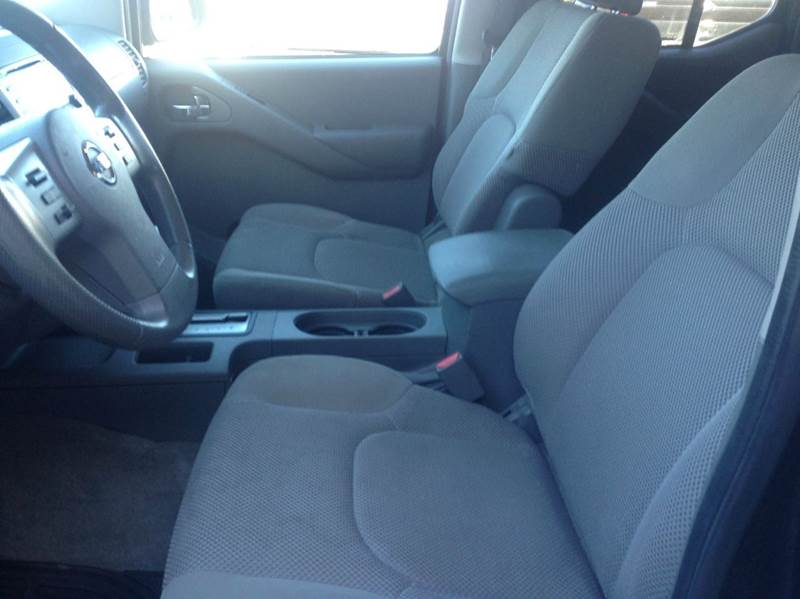 2014 Nissan Frontier 4x4 SV 4dr Crew Cab 5 ft. SB Pickup 5A - Sandy UT