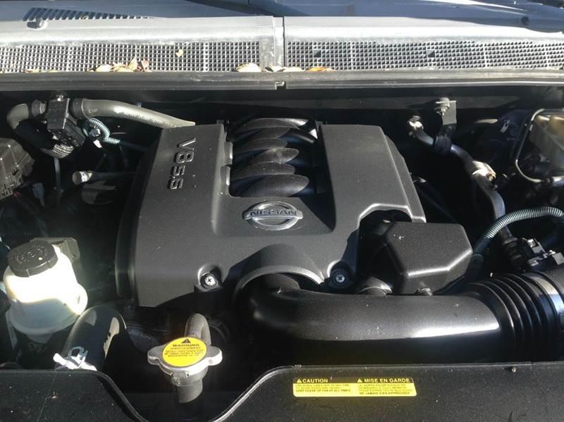 2006 Nissan Armada SE 4dr SUV 4WD - Sandy UT