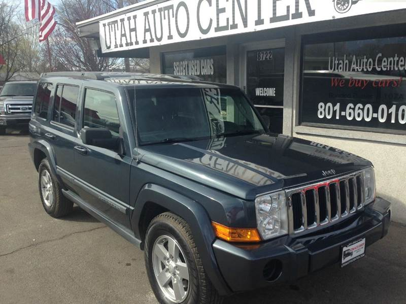 2008 Jeep Commander 4x4 Sport 4dr SUV - Sandy UT
