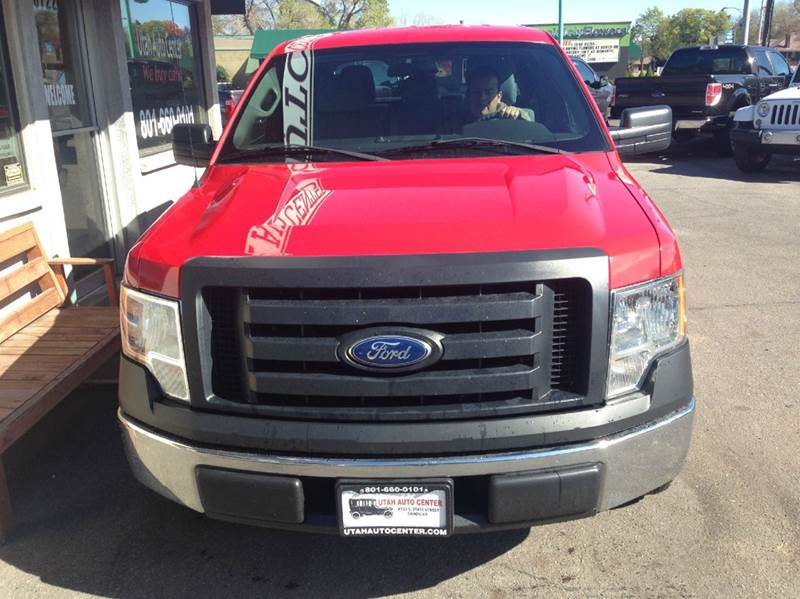 2011 Ford F-150 4x2 XL 4dr SuperCrew Styleside 5.5 ft. SB - Sandy UT