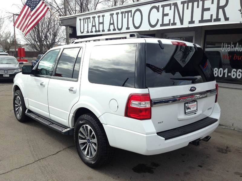 2016 Ford Expedition 4x4 XLT 4dr SUV - Sandy UT