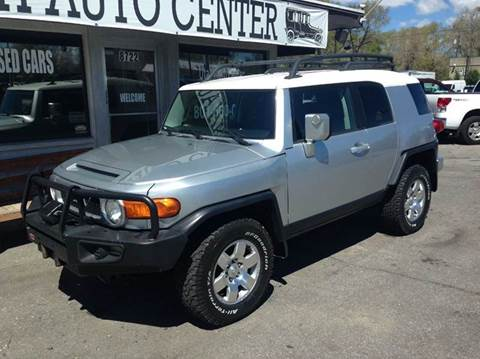 2007 Toyota FJ Cruiser for sale in Sandy, UT