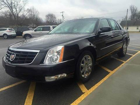 2011 Cadillac DTS for sale in Kearney, MO