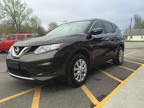 2014 Nissan Rogue for sale in Kearney, MO