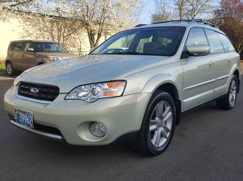 2007 subaru outback 3 0 r l l bean edition awd 4dwagon w. Black Bedroom Furniture Sets. Home Design Ideas