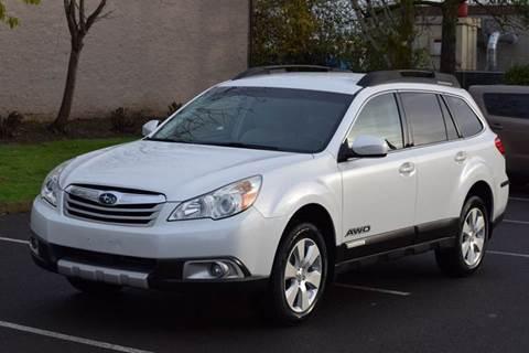 2011 Subaru Outback for sale in Aloha, OR