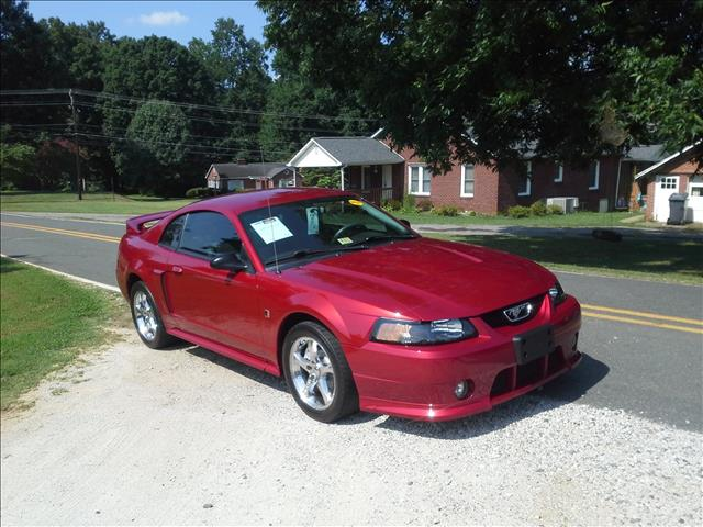 2003 ford mustang gt deluxe 2dr coupe in troutman nc. Black Bedroom Furniture Sets. Home Design Ideas