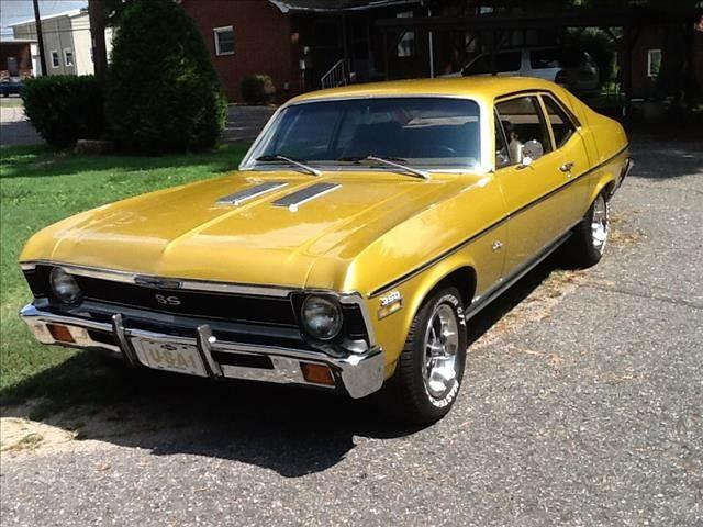 1971 Chevrolet Nova For Sale In Troutman Nc