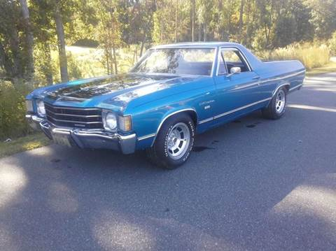 1972 Chevrolet El Camino for sale in Troutman, NC