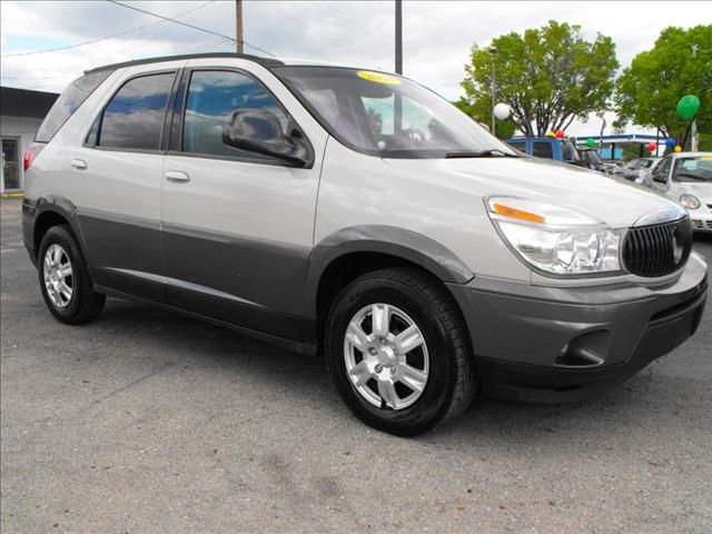 used 2004 buick rendezvous in fort myers fl at c d auto exchange. Black Bedroom Furniture Sets. Home Design Ideas