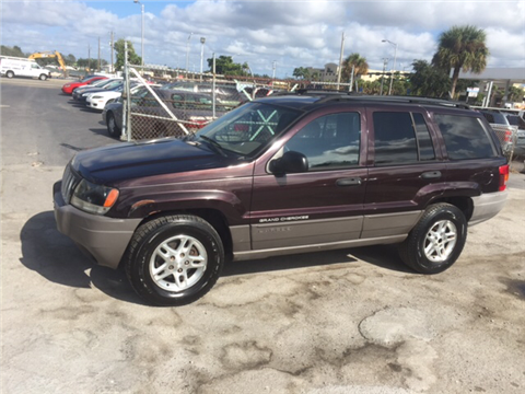 2004 Jeep Grand Cherokee for sale in Naples, FL
