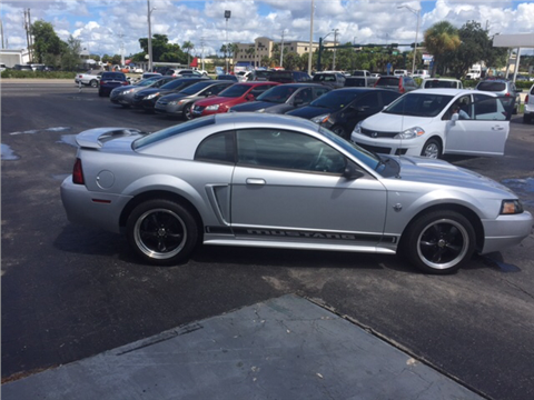 2004 Ford Mustang for sale in Naples, FL