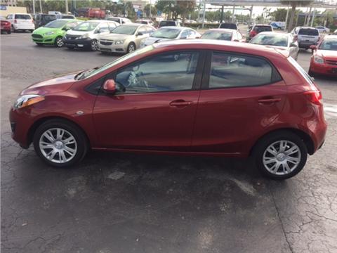 2014 Mazda MAZDA2 for sale in Naples, FL