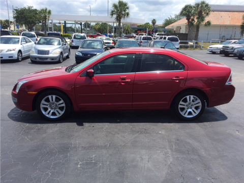 Ford Fusion For Sale Naples Fl