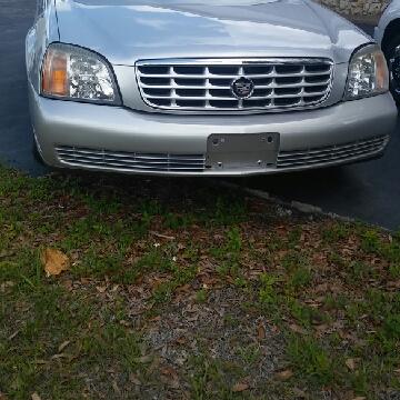 2002 Cadillac DeVille for sale in Naples, FL