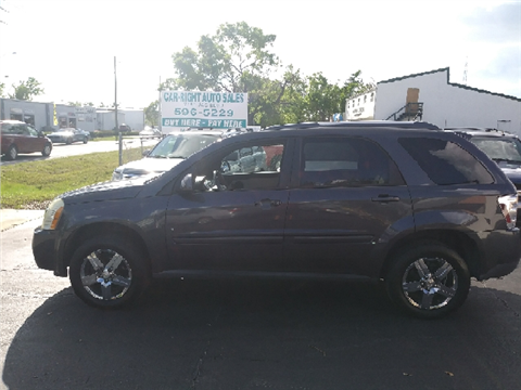 2007 Chevrolet Equinox for sale in Naples, FL