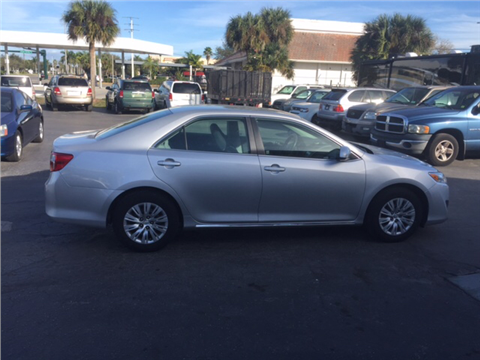 2014 Toyota Camry for sale in Naples, FL