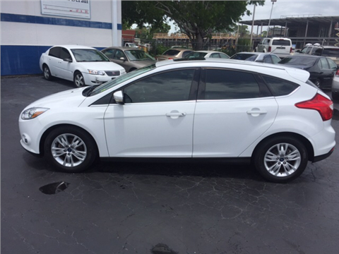 2012 Ford Focus for sale in Naples, FL