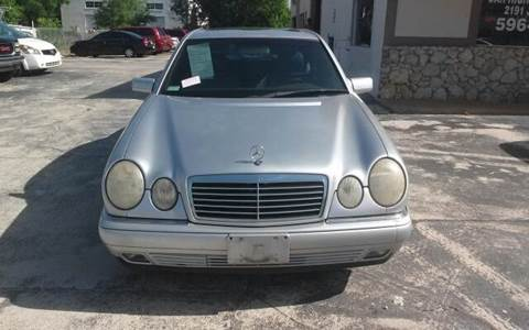 1998 Mercedes-Benz E-Class for sale in Naples, FL
