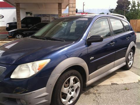 2005 Pontiac Vibe for sale in Banning CA