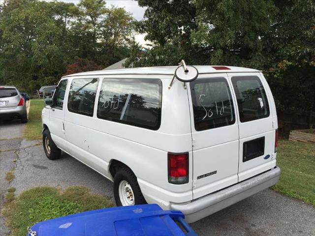1997 Ford E-150