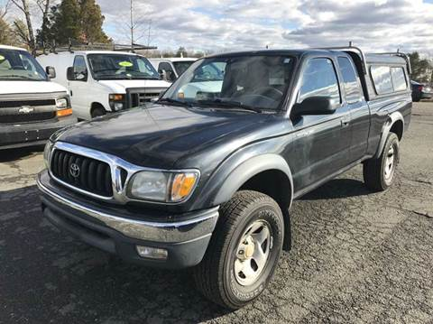 2001 Toyota Tacoma for sale in Bristow, VA