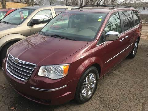 2008 Chrysler Town and Country for sale in Hamden, CT