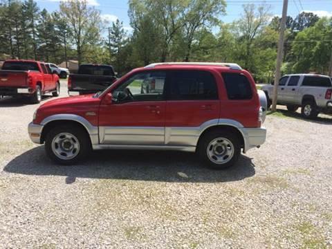 Suzuki Grand Vitara For Sale Arkansas