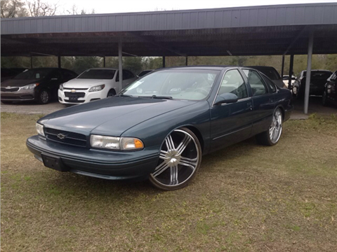 1995 Chevrolet Impala for sale in Live Oak, FL
