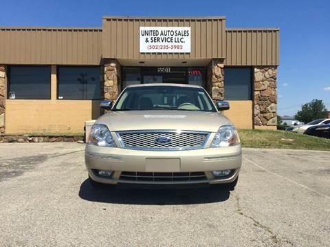 2007 Ford Five Hundred for sale in Louisville, KY
