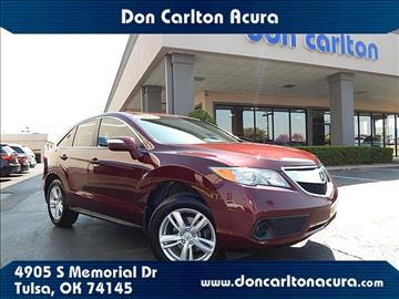 2013 Acura RDX for sale in Tulsa, OK