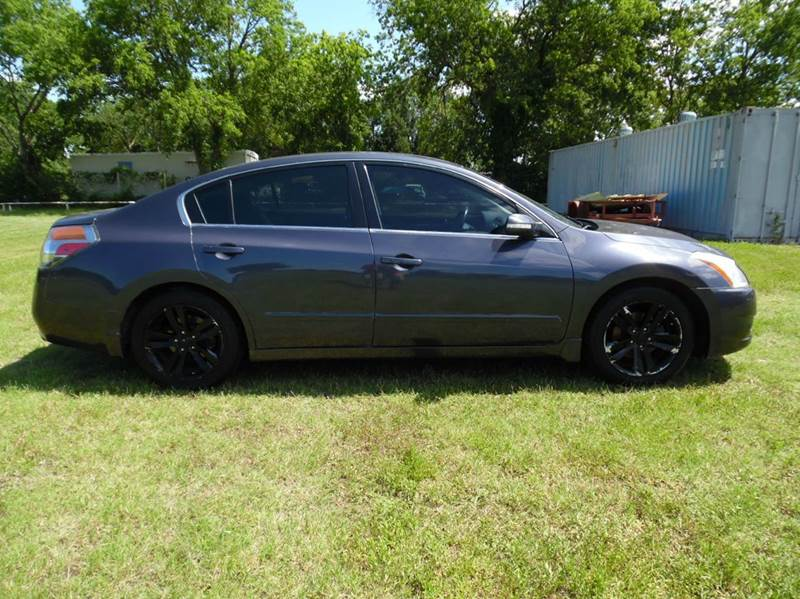 2012 Nissan Altima 3.5 SR 4dr Sedan In Dallas TX - LA PULGA JDJ ...