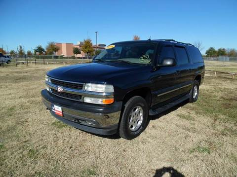2005 Chevrolet Suburban for sale in Dallas, TX