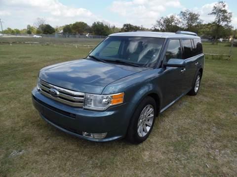 2010 Ford Flex for sale in Dallas, TX