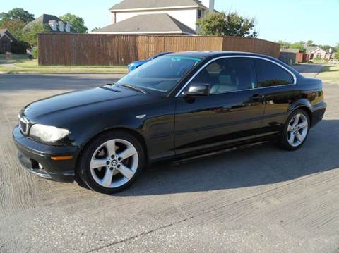 2004 BMW 3 Series for sale in Dallas, TX