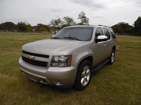 2009 Chevrolet Tahoe for sale in Dallas, TX