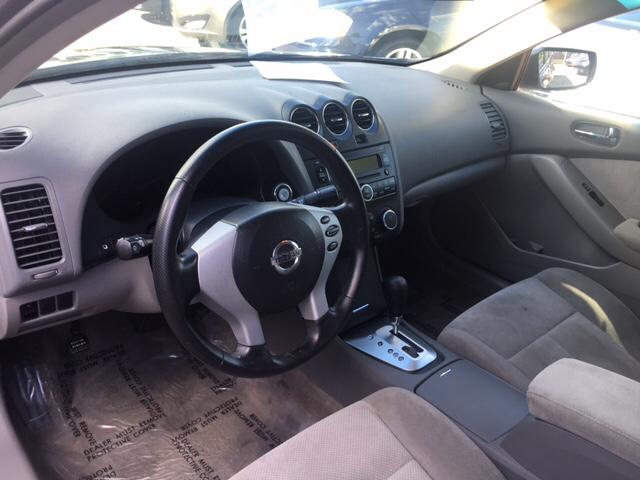 2009 Nissan Altima 2.5 S 4dr Sedan CVT - Davis CA