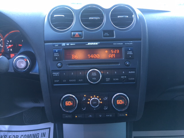 2008 Nissan Altima 2.5 S 2dr Coupe CVT - Davis CA