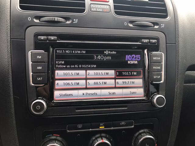 2010 Volkswagen Jetta SE PZEV 4dr Sedan 6A - Davis CA