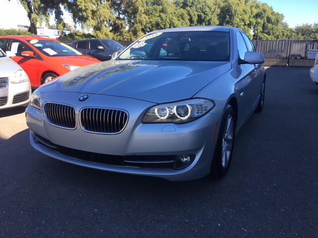 2011 BMW 5 Series 528i 4dr Sedan - Davis CA