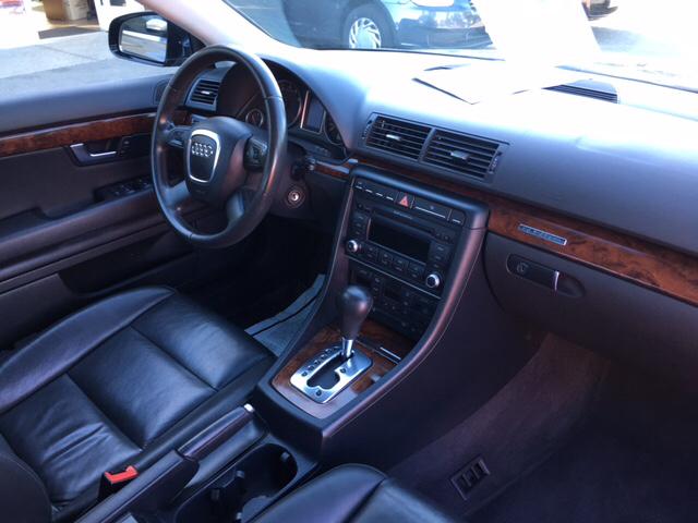 2008 Audi A4 2.0T quattro AWD 4dr Sedan (2L I4 6A) - Davis CA