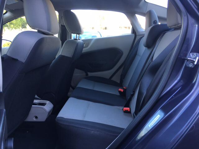 2013 Ford Fiesta S 4dr Sedan - Davis CA