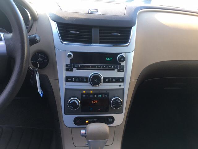 2009 Chevrolet Malibu Hybrid Base 4dr Sedan - Davis CA