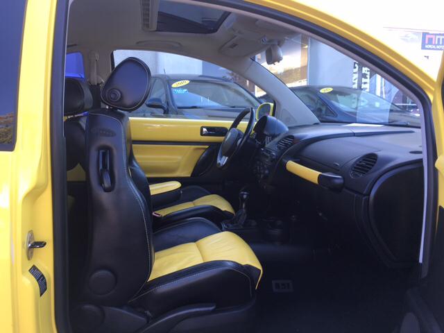 2002 Volkswagen New Beetle GLS 1.8T 2dr Turbo Hatchback - Davis CA