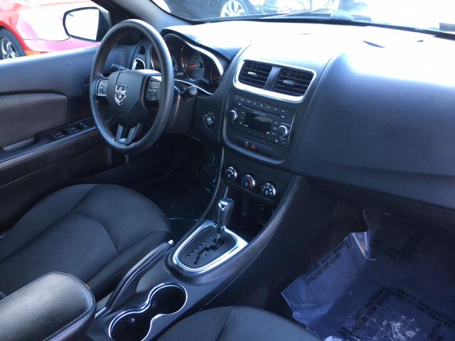 2014 Dodge Avenger SE 4dr Sedan - Davis CA
