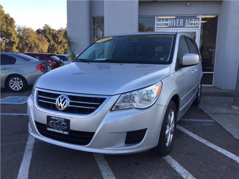 2010 Volkswagen Routan for sale in Davis, CA
