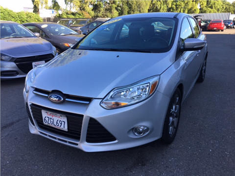 2013 Ford Focus for sale in Davis, CA