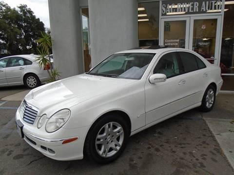 2006 Mercedes-Benz E-Class for sale in Davis, CA