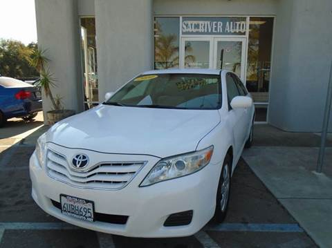 2010 Toyota Camry for sale in Davis, CA